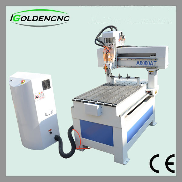 2014 Jinan 6060 ATC mini cnc woodworking router