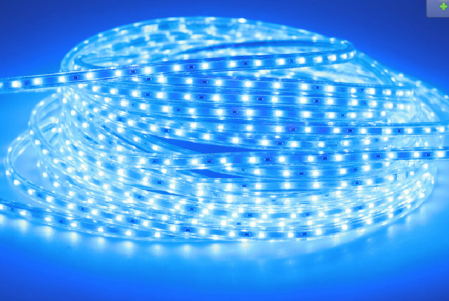 huge selection of 61b5c 56a47 Long lifespan 220V SMD 5050 led flexible strip light with varies color led  rope light curtain light