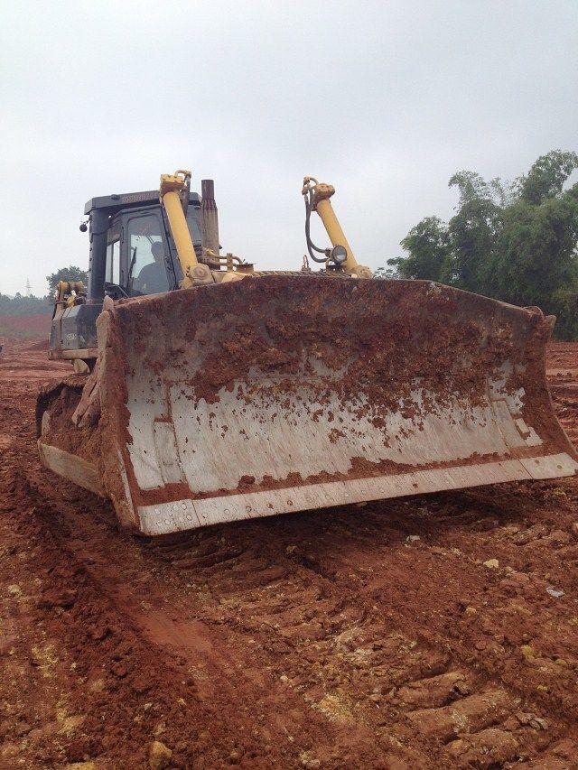 used komatsu dozer D155A-3 for sale in china/ used cat bulldozer d7h d8k/  used cat 140h grader