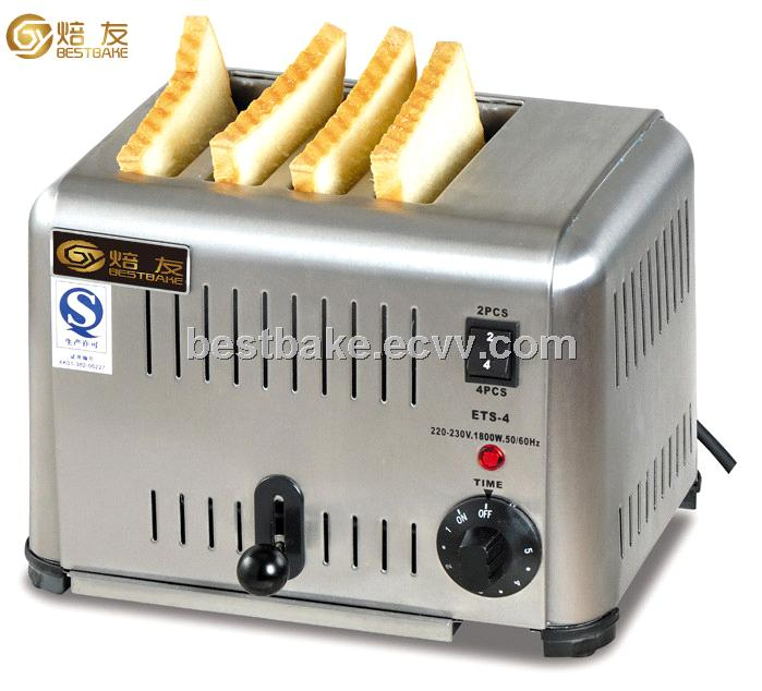 Bestbake 4-Slice Electric Toaster BY-4ATS