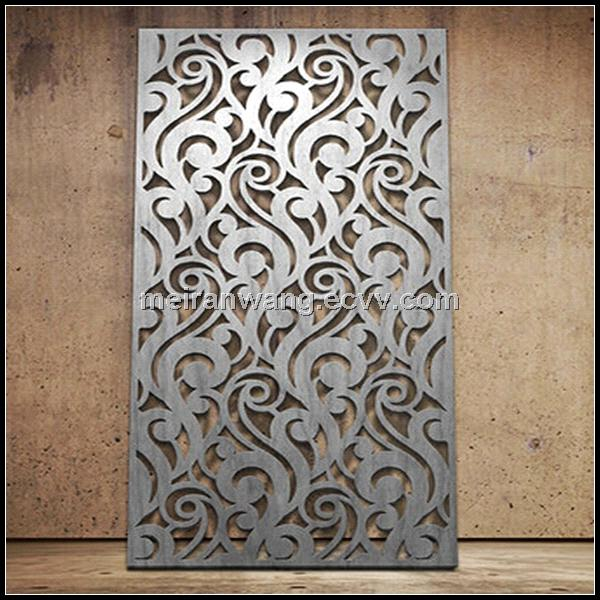 Laser Cut Metal Screens Laser Cutting Perforated Mesh From