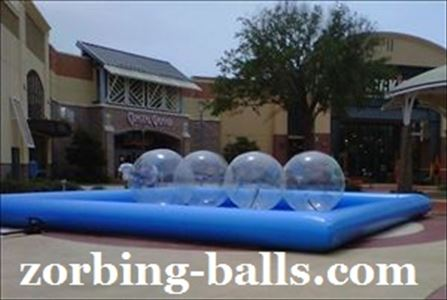 Zorbingballz Limited