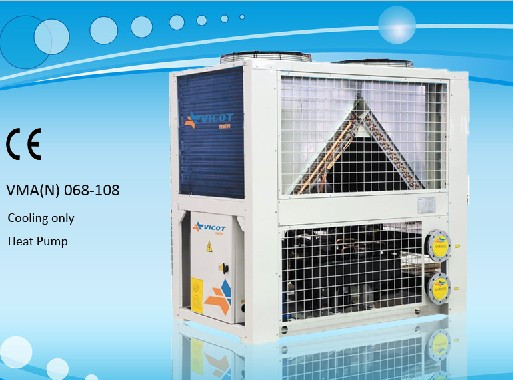 Air Cooled Modular Water Chiller