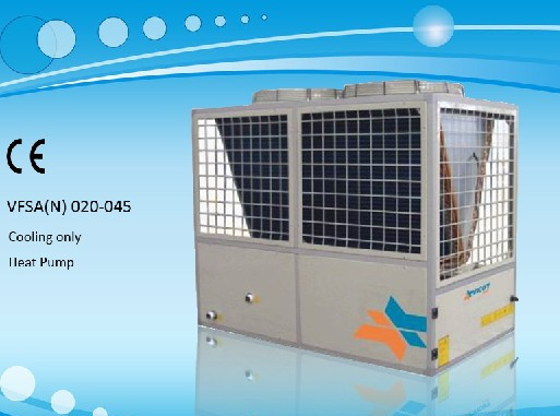 Mini  Packaged Air Cooled Water Chiller
