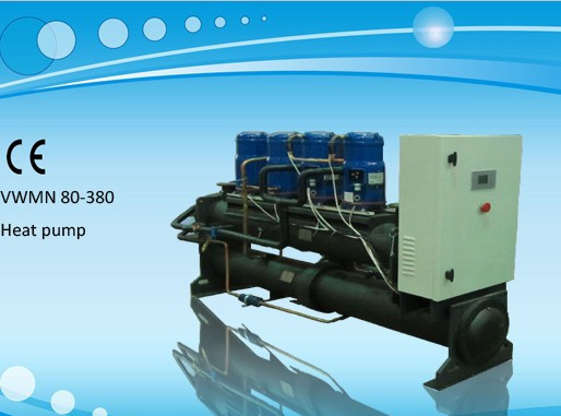 Modular Water Cooled Water Chiller