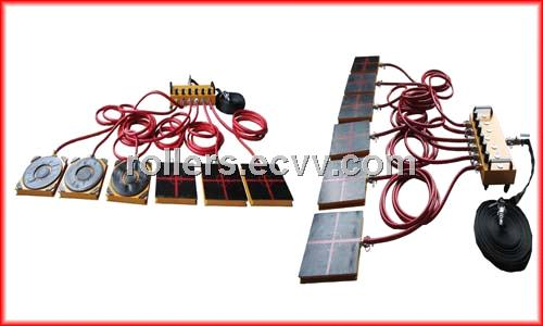 air rigging system specifications