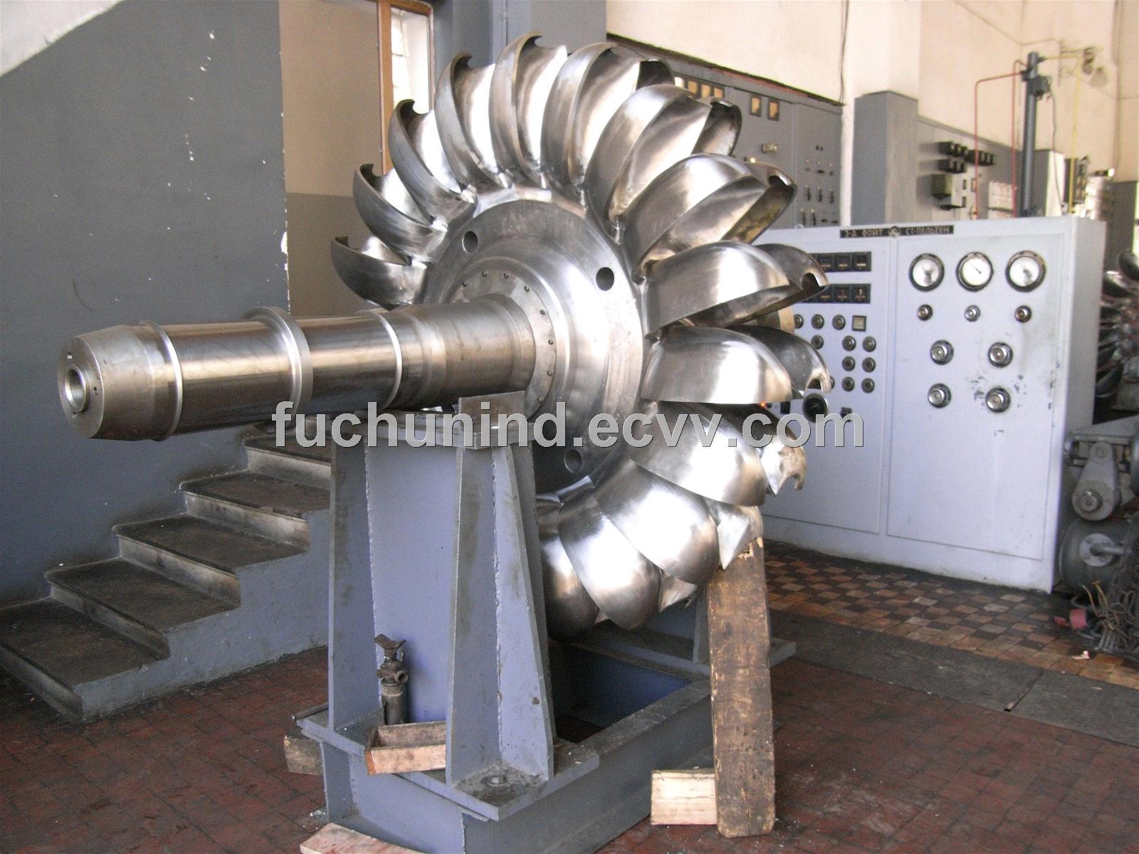 Pelton Turbine Water Turbine Hydro Turbine for Hydro Power