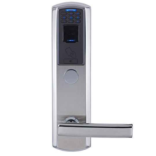 Avent Security high quality stainless steel M101 fingerprint door lock