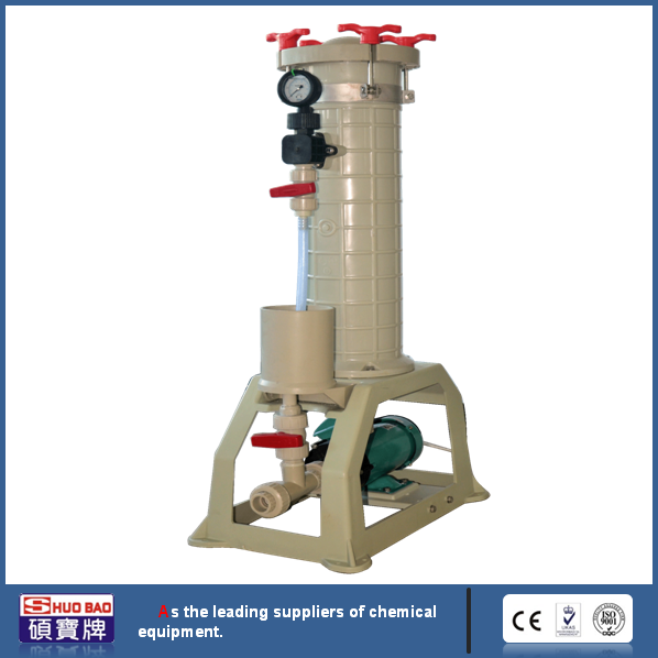 Water Filter System and widely used in high flow industrial