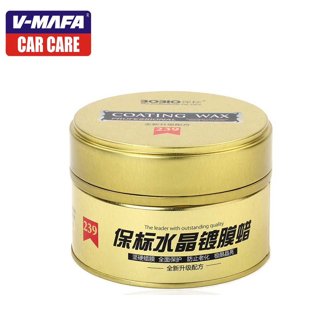 BEST selling top quality brand Car Polishing Wax BOBIO 239