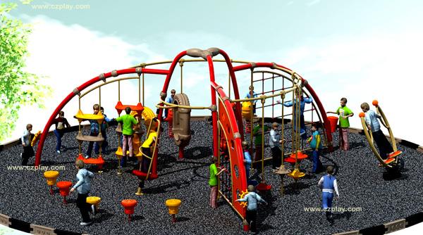 Children Play Area Gym Creez Brand
