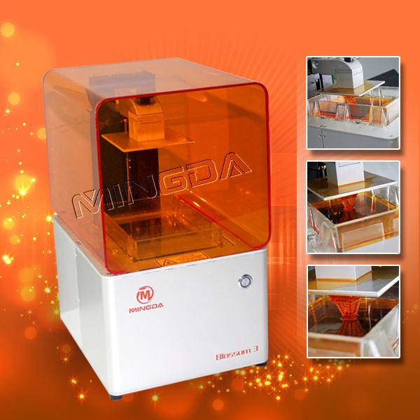 China 3d Printer Manufacturers Sla 3d Printer Industrial