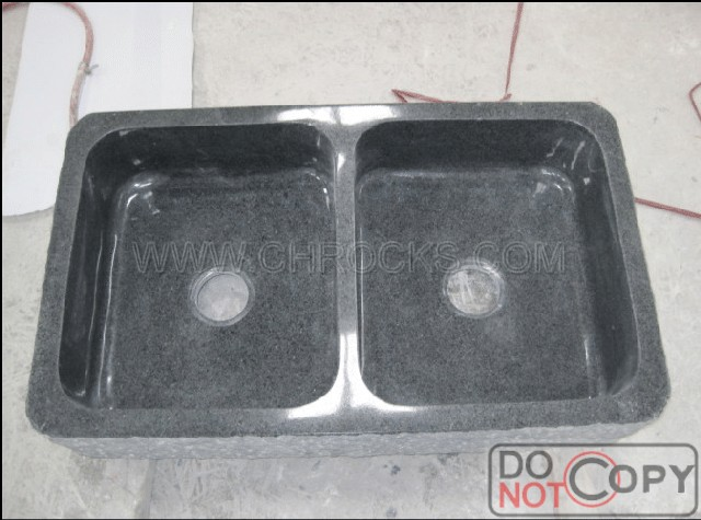 G654 Farm Sink,Pangdang Grey Farm Sink,Dark Grey Farm Sink