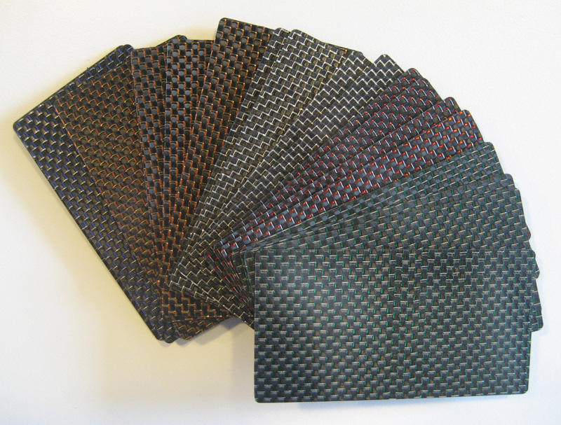 Colored Carbon Fiber Sheet
