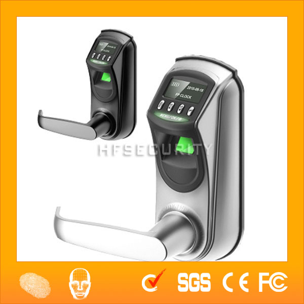 HF-LA601 Keyless Fingerprint/Password Door Lock