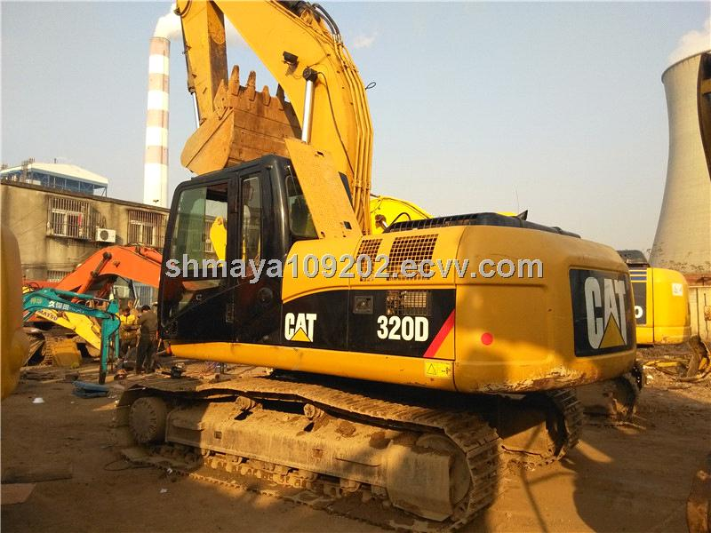 Used CAT 320D Excavator / Caterpillar 320D Excavator