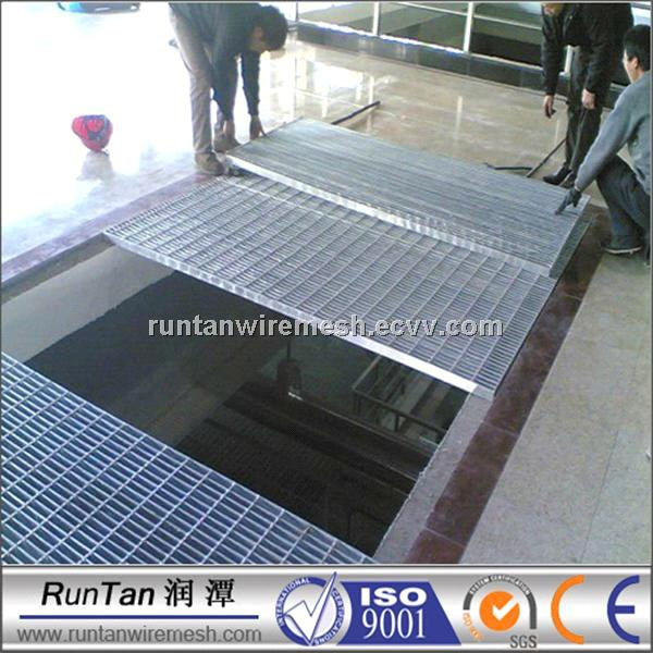2015 The Lowest Price Heavy Duty Steel Grating