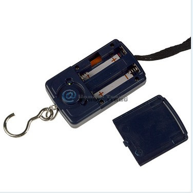 40kg 10g Electronic Hanging Fishing Luggage Pocket Portable Digital Weight Scale
