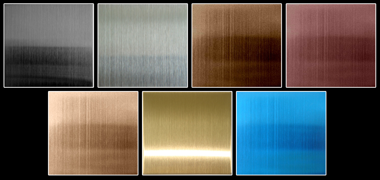 Colored Stainless Steel Plate(200/300/400series) purchasing, souring ...