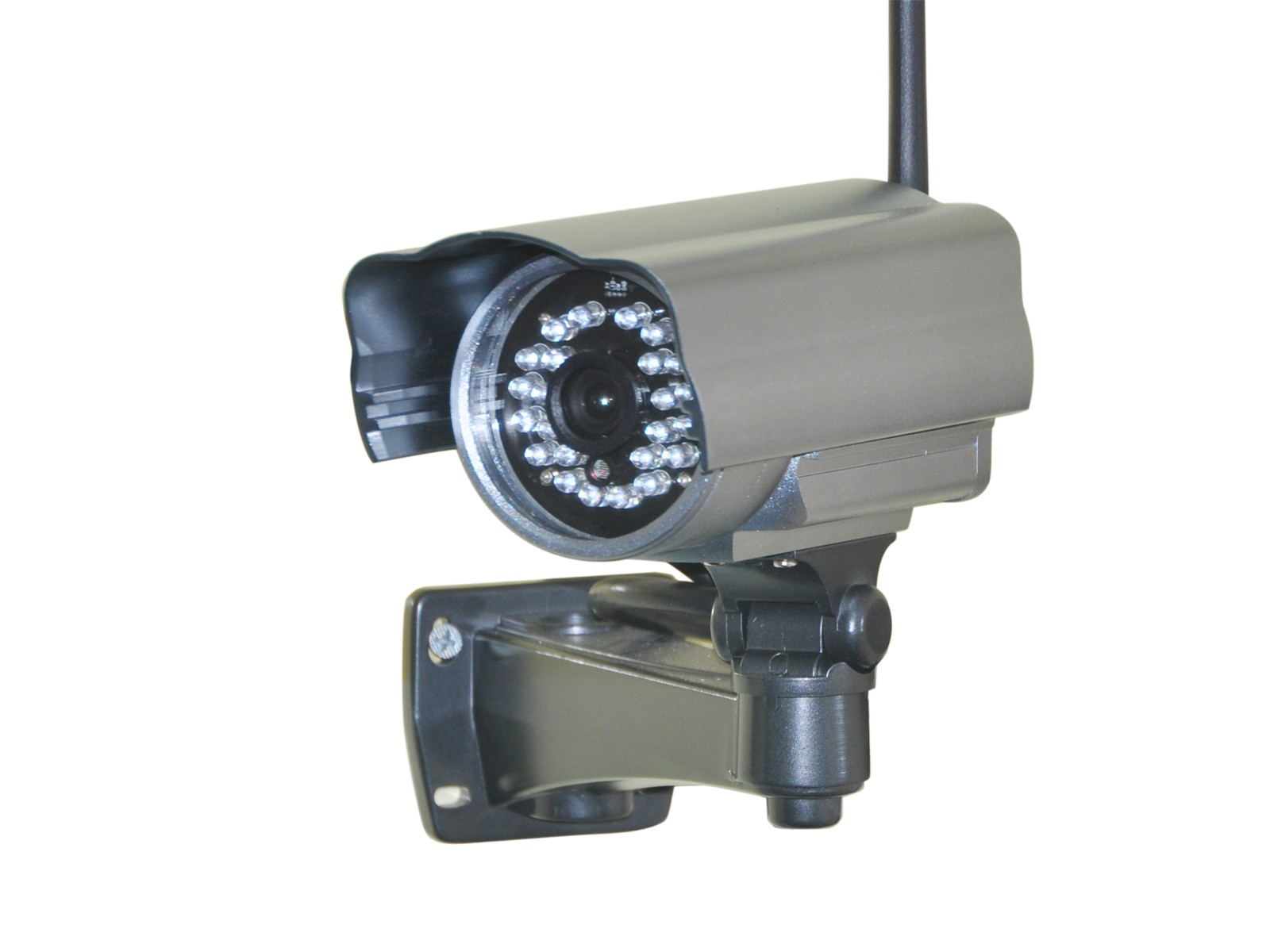 Outdoor Night Vision Waterproof 0.3 Megapixel IP Camera