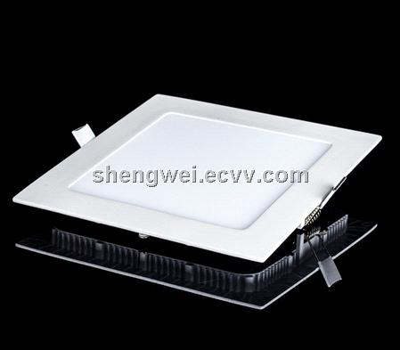 Ultra Thin Square LED Panel Light 100*100mm 5W