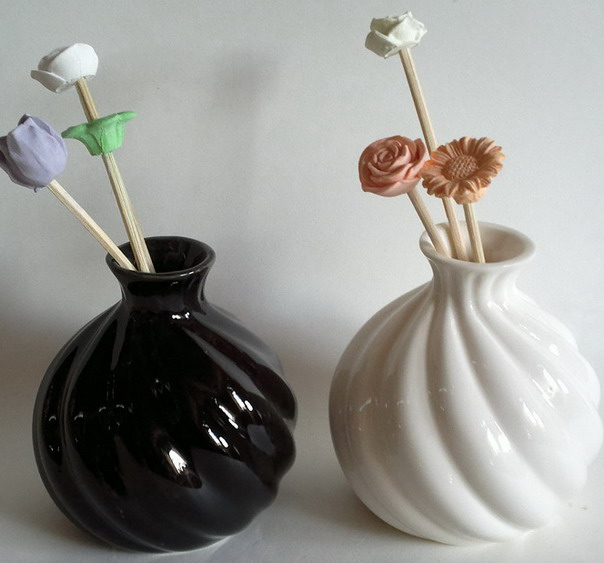 Ceramic Reed Diffuser, diffuser bottle, aroma diffuser, fragance diffuser