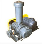 Pressuration of high altitude Chambers vacuum pump