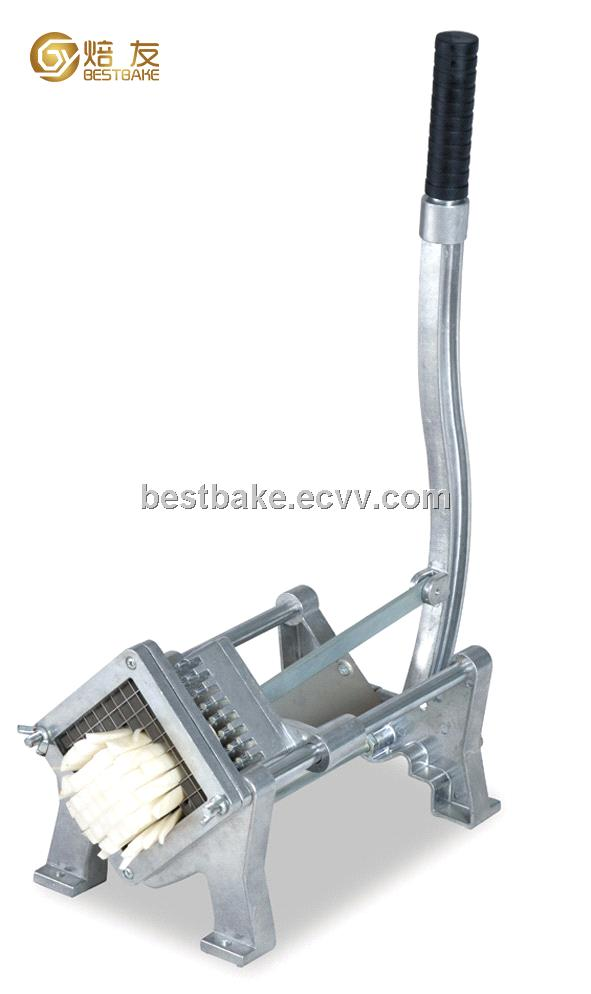 Staniless steel potato chips cutter BY-ST01