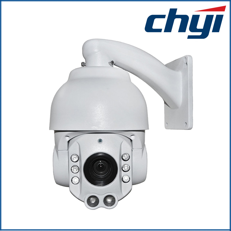 27X Outdoor IR 1000tvl Mini CCTV PTZ Camera (CH-pH4A27T)