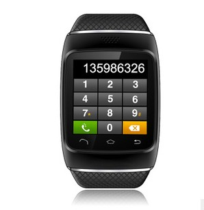 Smart Bluetooth watch phone call pedometer information theft