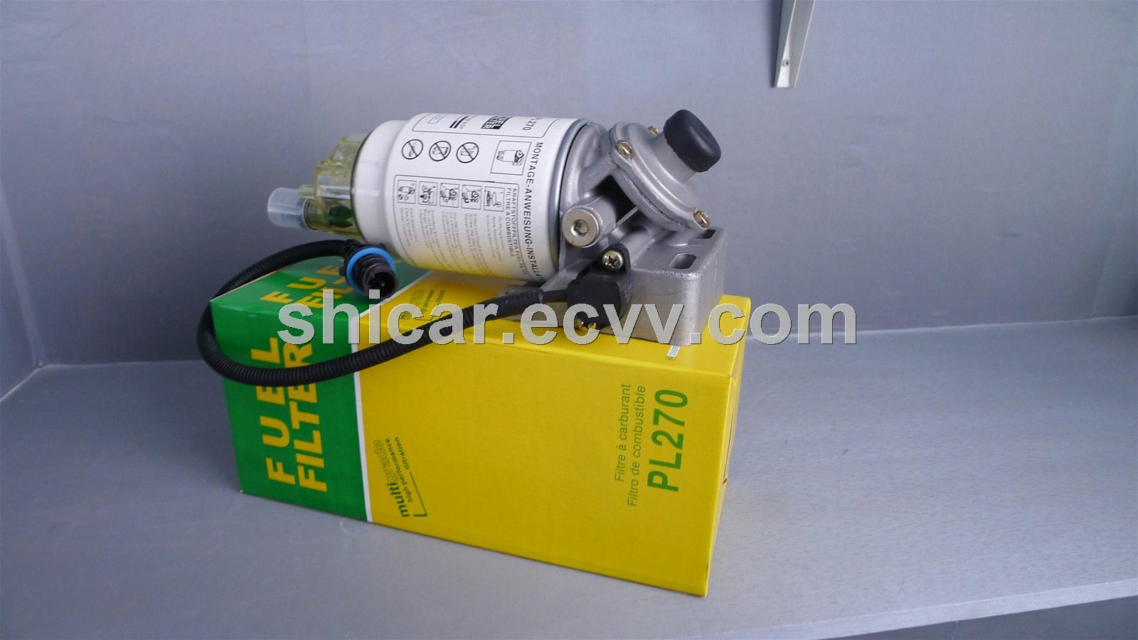 Fuel Filter PL270 / PL420  KAMAZ  MAZ