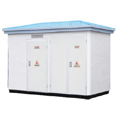 ZBW outdoor box-type transformer substation