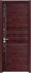 wood interior door