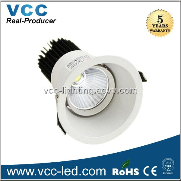 Hot Selling Bridgelux 7W COB Led Downlight