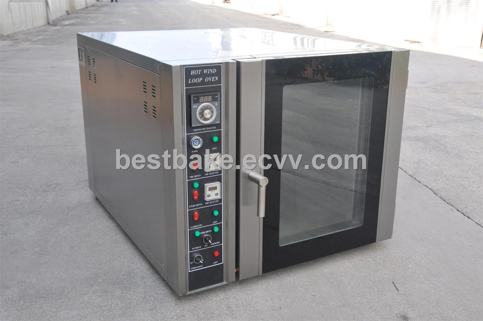5 trays Electric Circulating Hot Air Oven BY-5D