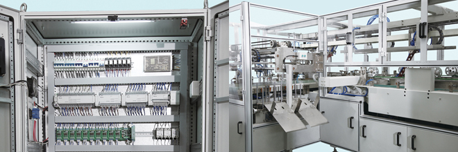 Multi Rolls Tissue Packing Machine