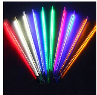 LED colorful meteor light 8 a set of indoor and outdoor festival wedding decoration lamp