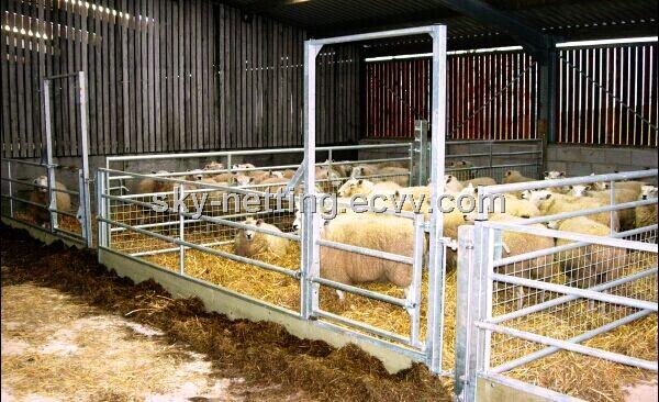 galvanized livestock fence for sheep breeding