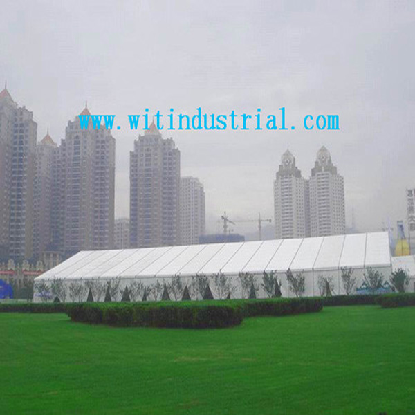 High quality steel structure spring event fireproof tent & High quality steel structure spring event fireproof tent ...