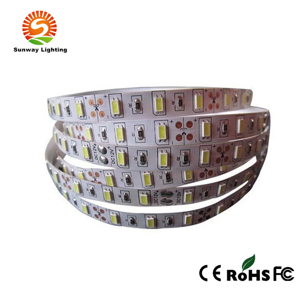 High Brightness 5630 LED Srip Light Cold White Color 5630 SMD Flexible Strip