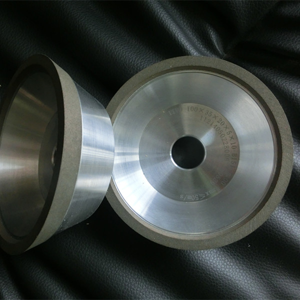 Resin bond diamond Grinding Wheels For carbide tools