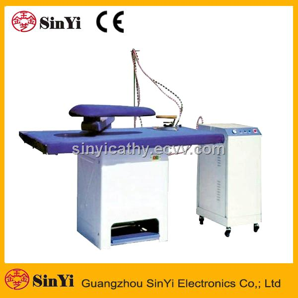 Superb Ytt D Laundry Equipment Dry Cleaning Shop Steam Ironing Board Ironing Table Interior Design Ideas Tzicisoteloinfo