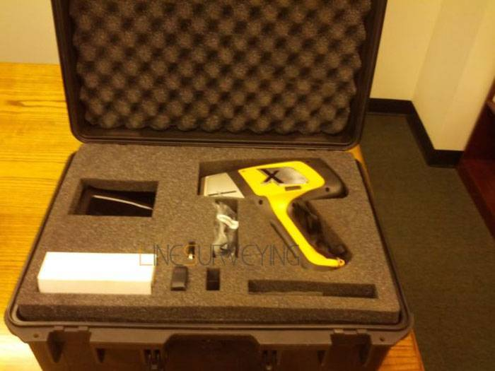 Olympus Delta X Dynamic XRF Analyzer DP2000