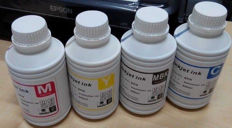 Digital Heat Transfer Ink for Printers