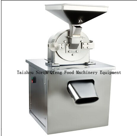 Sugar grinder machine for sugar, grain and dry materials