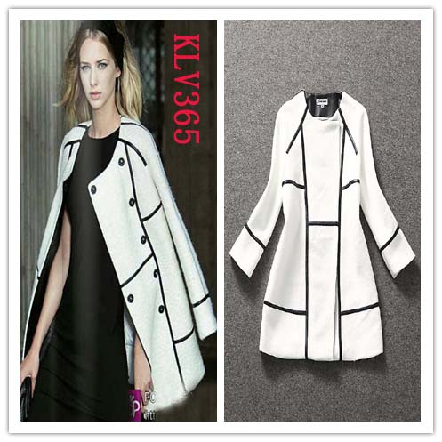 307b17603aa3b Designer Women Fashion Winter Wool Jacket and Coat Wholesale from ...