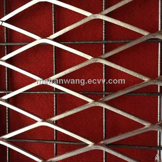 Aluminum Peddinghaus Factory Singapore: Singapore Expanded Metal Mesh/Carbon Steel Expanded Metal