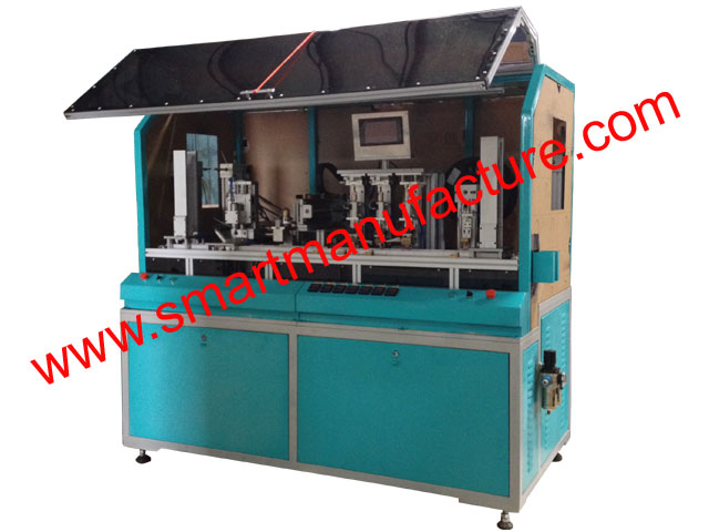 SMCCM-4 Full Automatic Card Making Machine