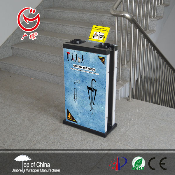 New Advertsing Media Adverting Umbrella Wrapping Machine