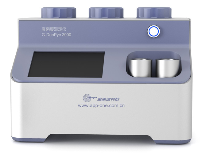 gas pycnometer equipment GDenPyc 2900 for density test by helium gas